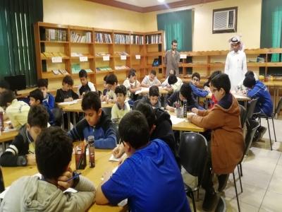 نادي الموهوبين - القسم الإبتدائي